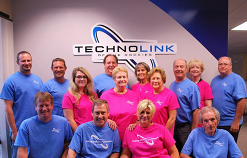 Technolink of the Rockies Community Group Photo