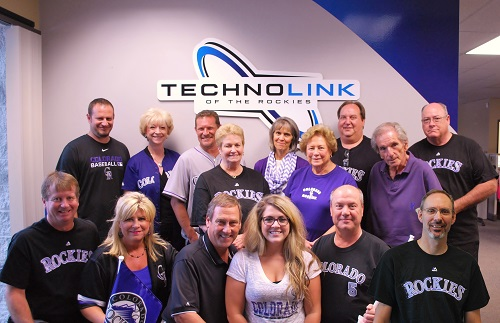 Technolink of the Rockies Team Photo